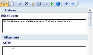 Beschleunigter Zugriff auf AutoTexte in Word 2007 über die Symbolleiste für den Schnellzugriff