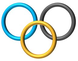 Ausgangssituation: 3 Ringe übereinander