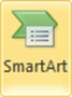 Office 2010: Die Schaltfläche SmartArt einfügen