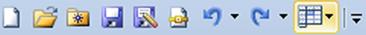 Excel 2010: Angepasste Schnellzugriffsleiste