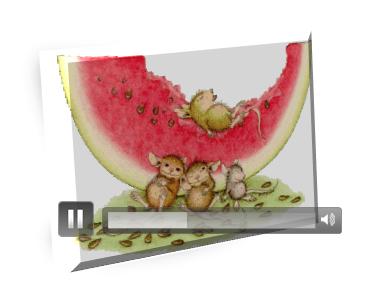 Das animierte GIF in der Bildschirmpräsentationsansicht