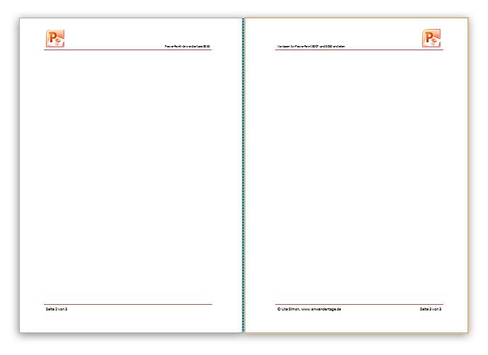 Word 2010 zeitsparende kopf und fu zeilen anlegen for Tabelle muster word