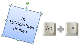 Office_2010_Drehen_per_Tastatur