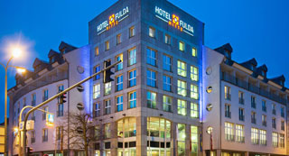 Das Hotel Fulda Mitte